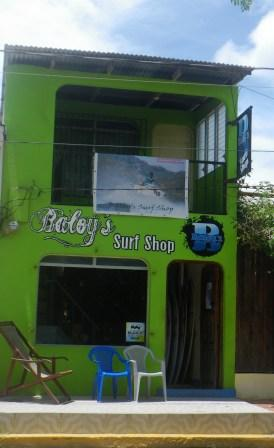 Baloy Surf Shop