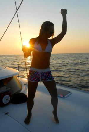 Sailing San Juan del Sur