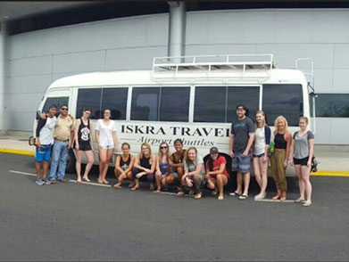 Iskra Transport San Juan del Sur