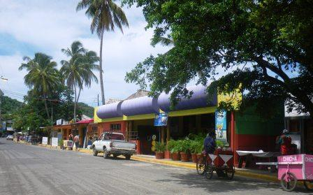 Restaurants in San Juan del Sur