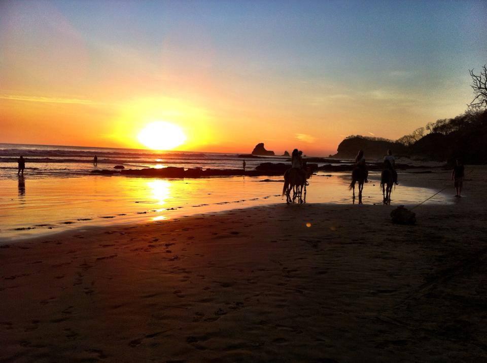 Playa Maderas San Juan del Sur Nicaragua