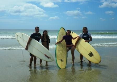 Learn to Surf Vacation Packages at Playa Maderas