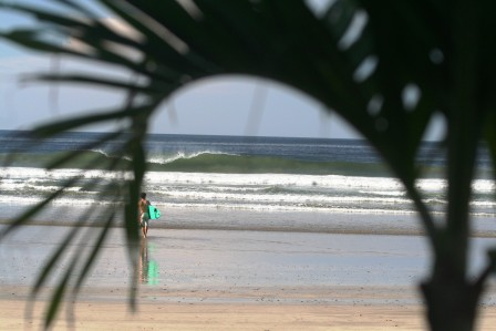 Playa Maderas Surfing